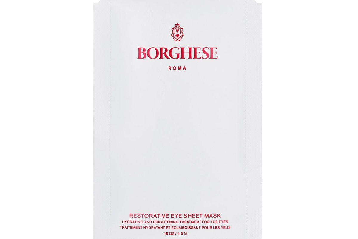 Restorative Eye Mask (6 Pairs)