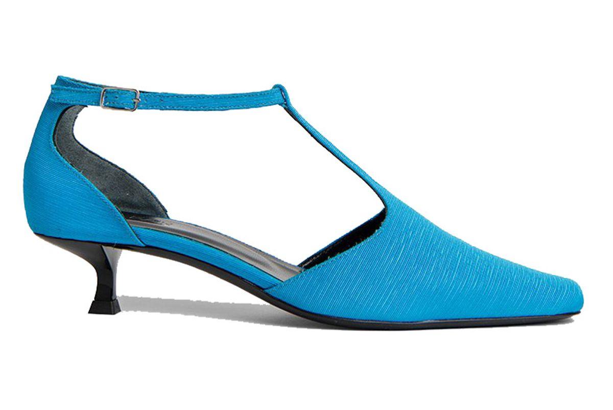 by far bella light blue plisse