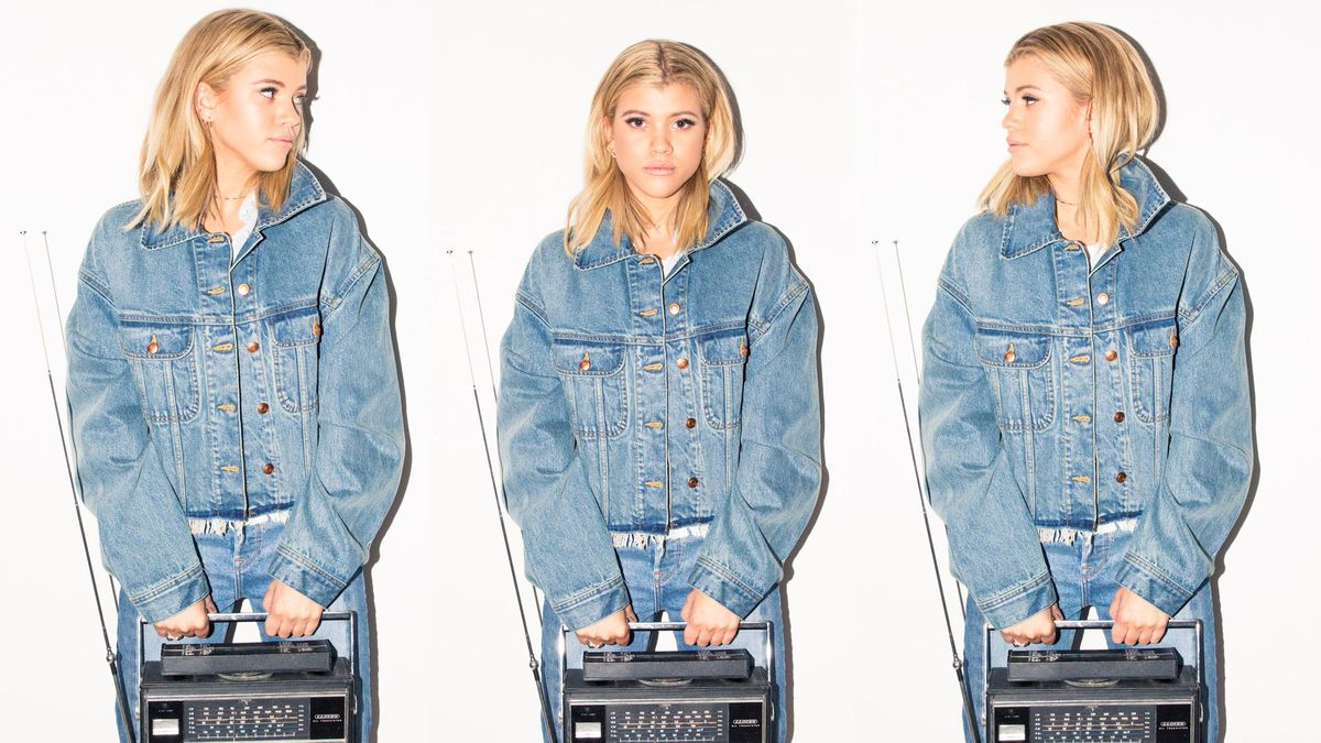 The First Thing Sofia Richie Does Every Morning
