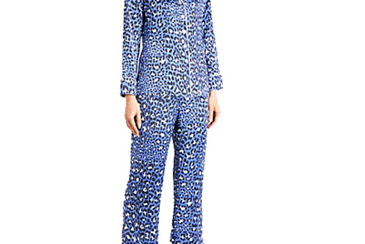 Lila Lillian Silk Pyjama