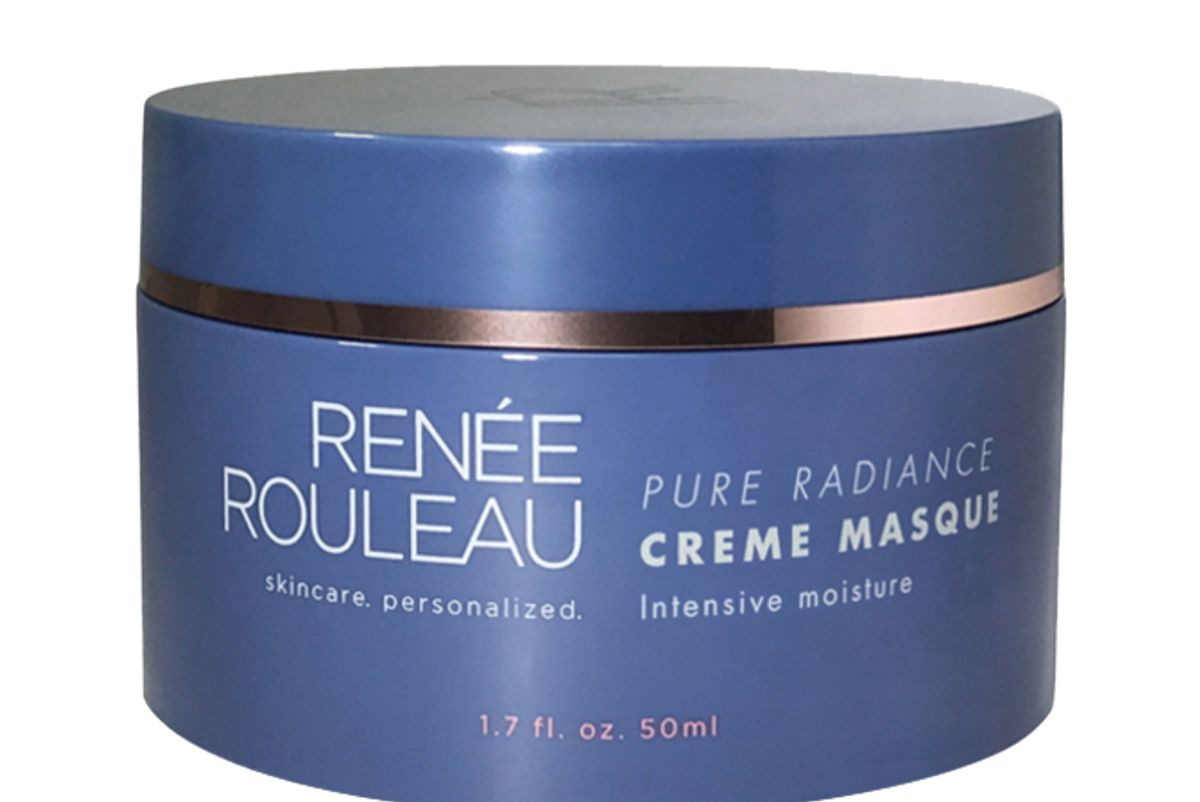 renee rouleau pure radiance creme masque