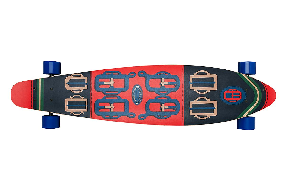 hermes boucleries modernes long board