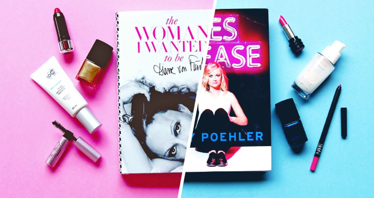 Amy Poehler vs. Diane von Furstenberg: 11 Things We Learned from Their Memoirs