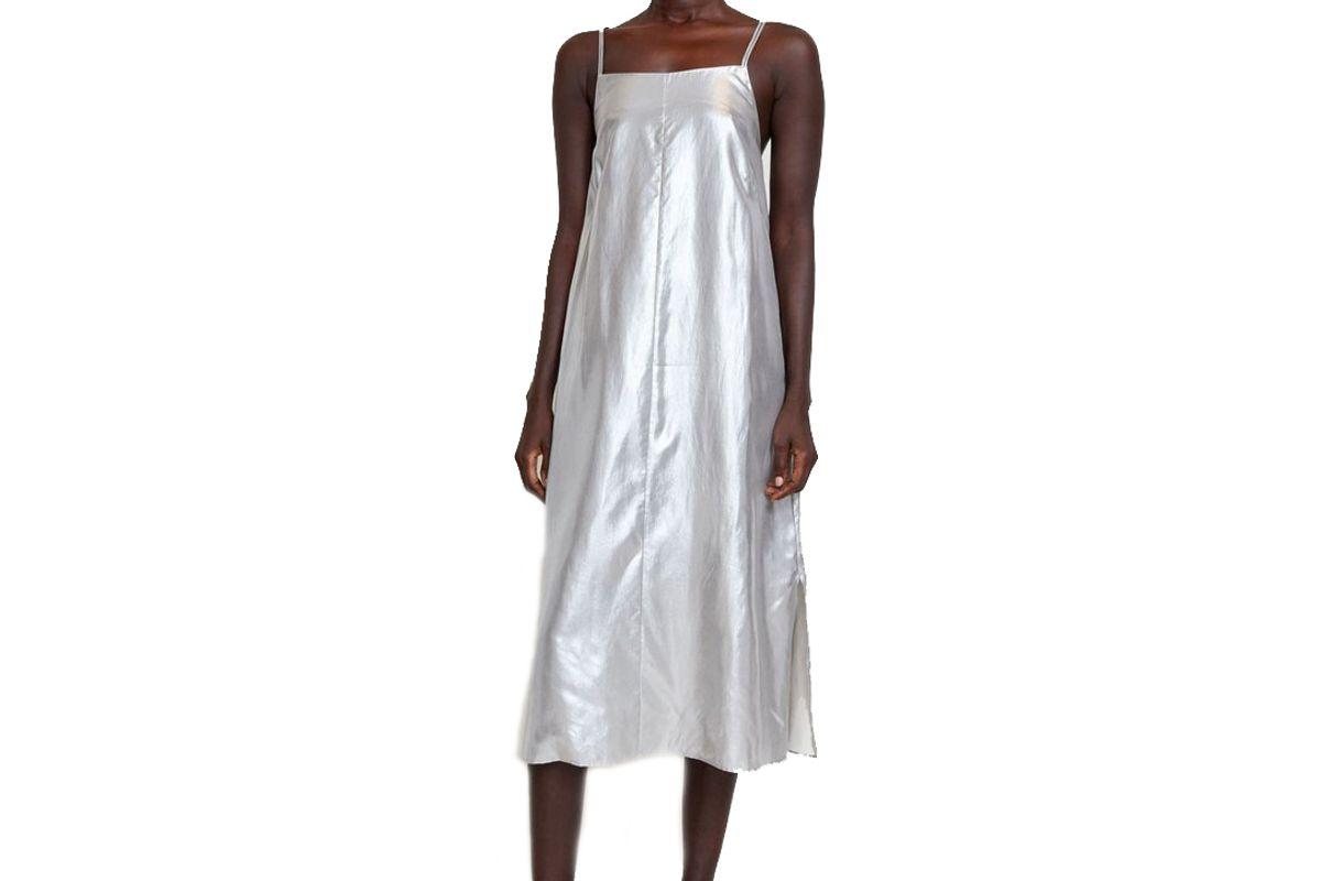 sayaka davis strapped slip dress