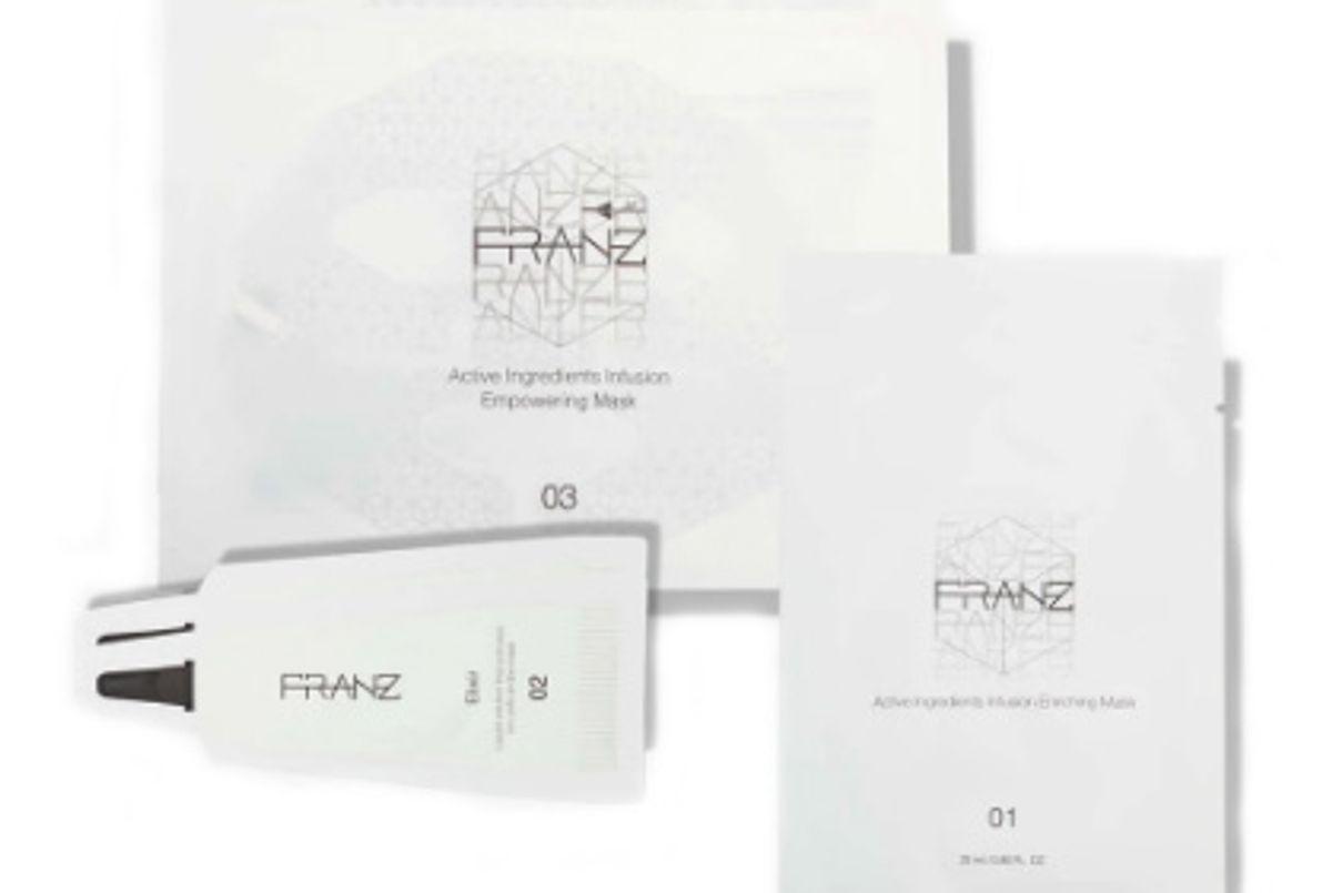 franz jet dual mask system