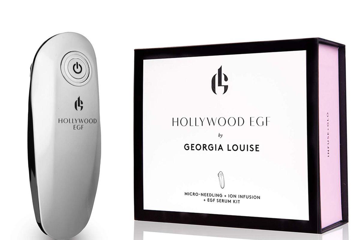 georgia louise hollywood egf micro needling plus ion infusion kit