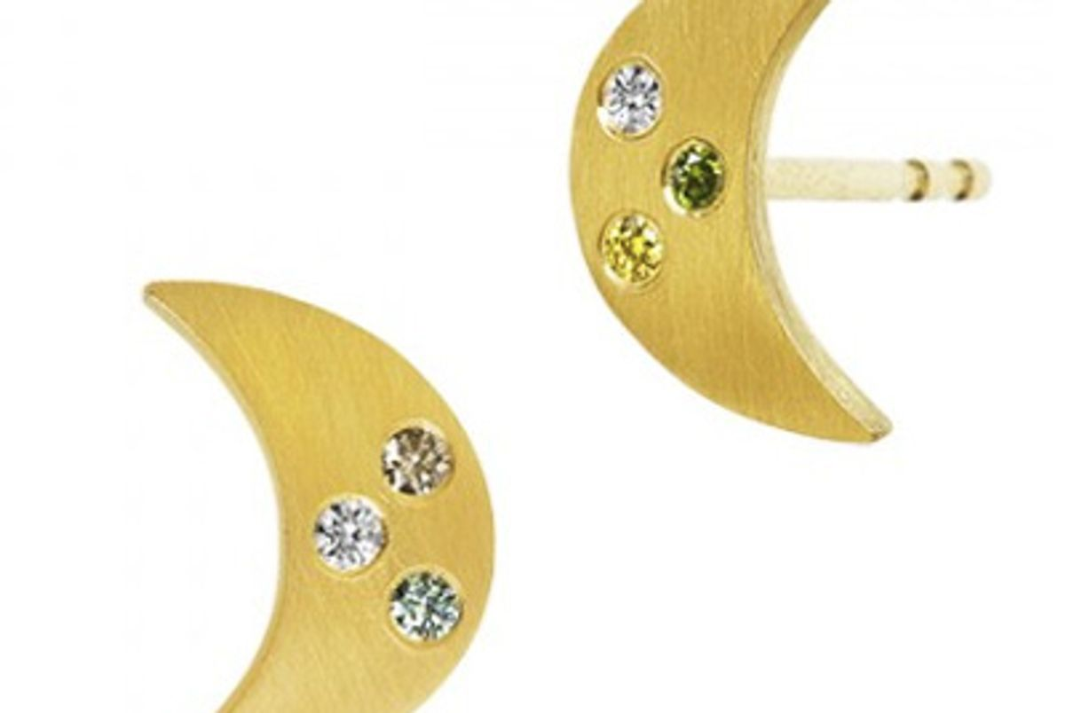 dulong fine jewelry luna earrings