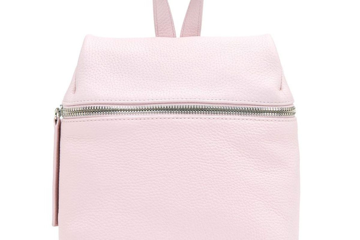 Blush Pink Small Backpack