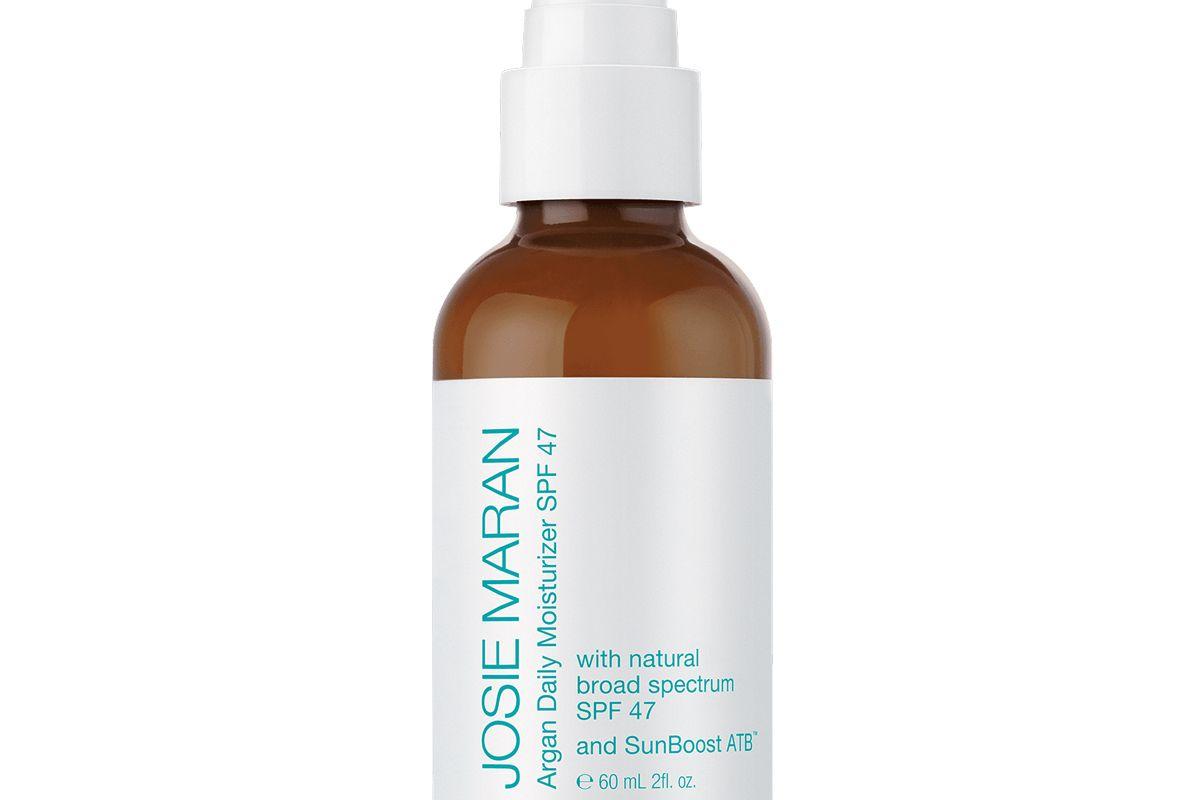 josie maran argan daily moisturizer spf 47 sunboost atp