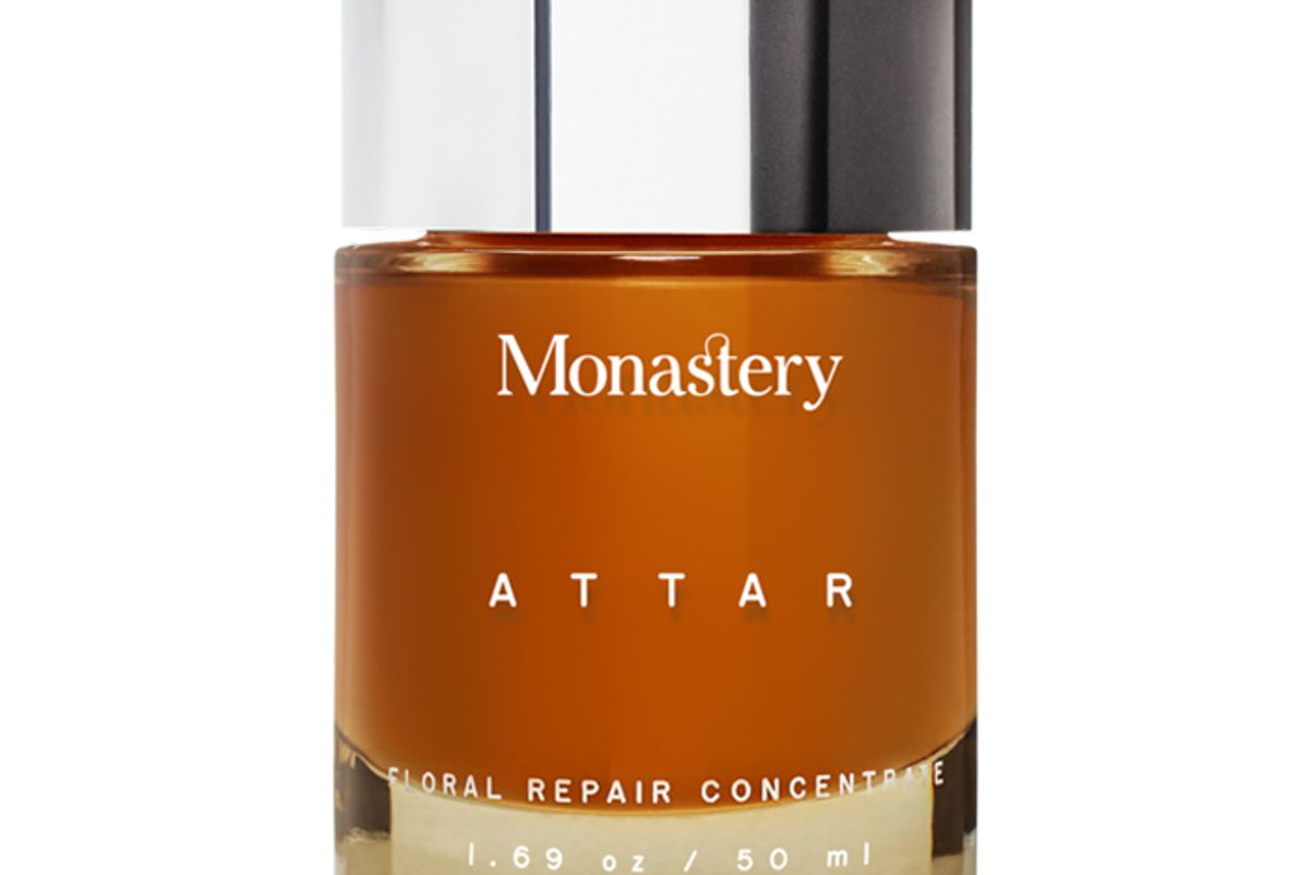 monastery attar floral concentrate