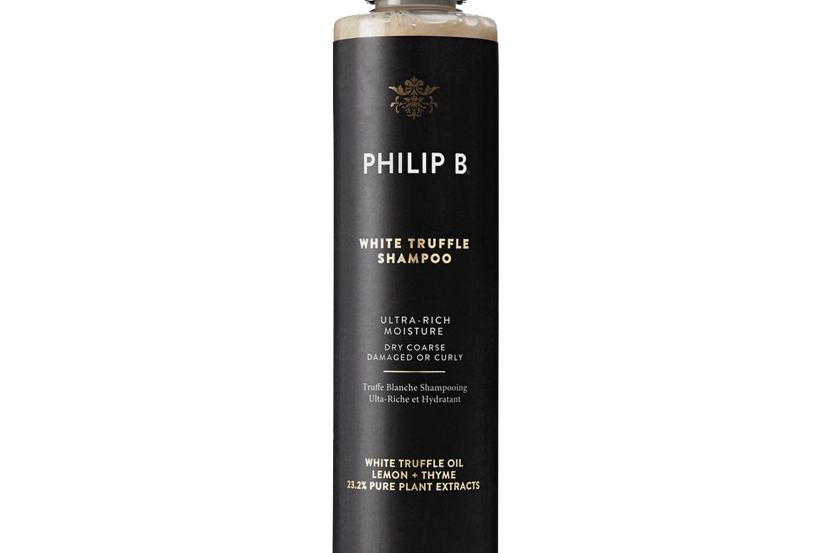 philip b white truffle shampoo