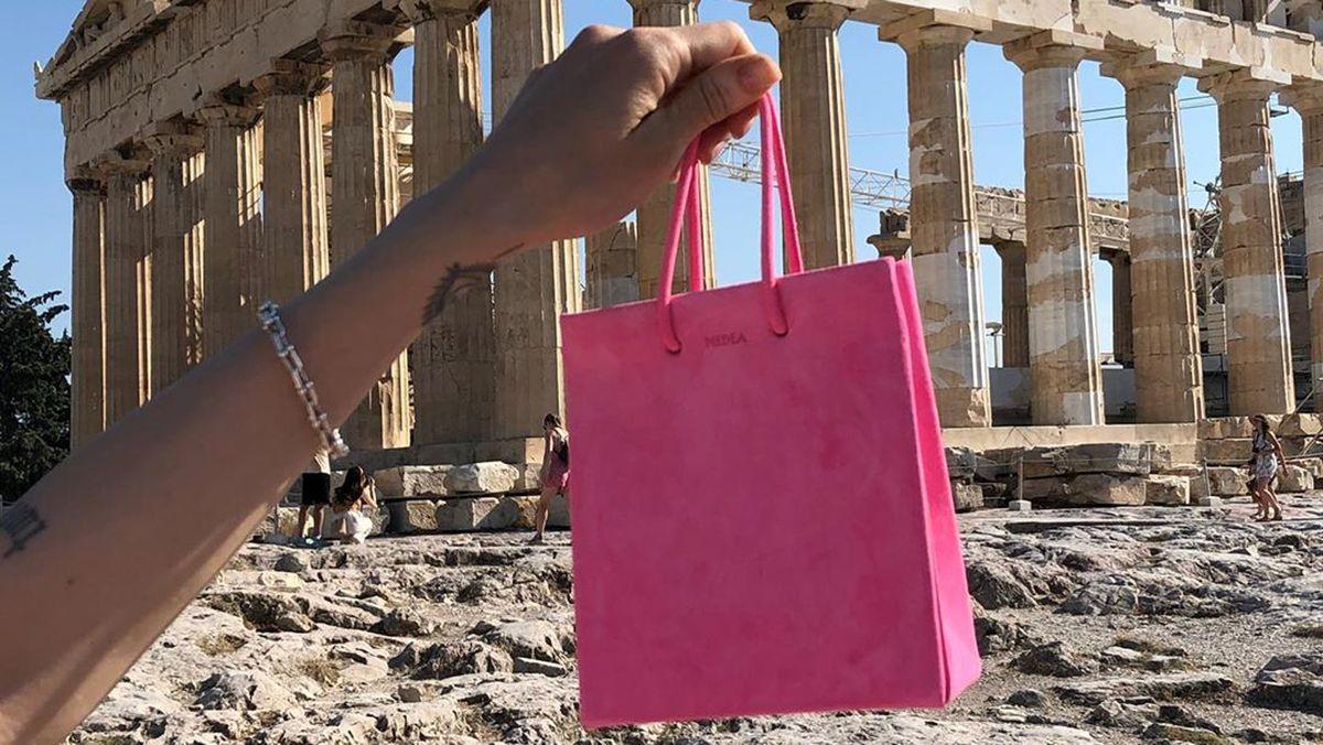 medea handbags