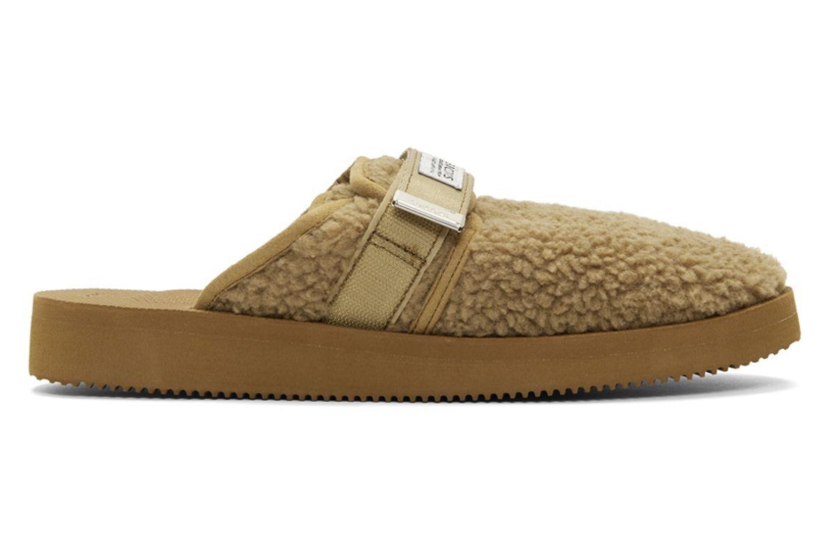 suicoke beige john elliott edition sheraling zavo loafers