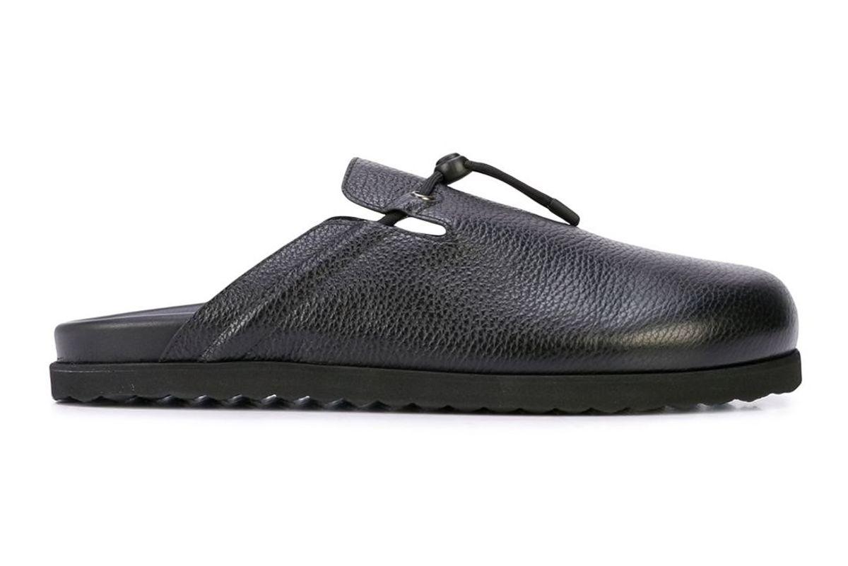 buscemi pietro drawstring slippers