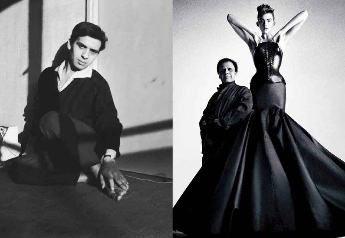 The Fashion World Mourns Azzedine Alaïa