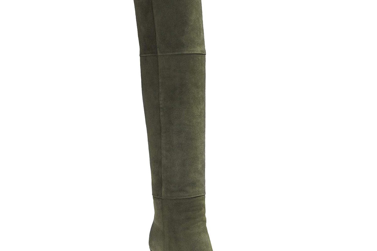 Verve - Suede Boots