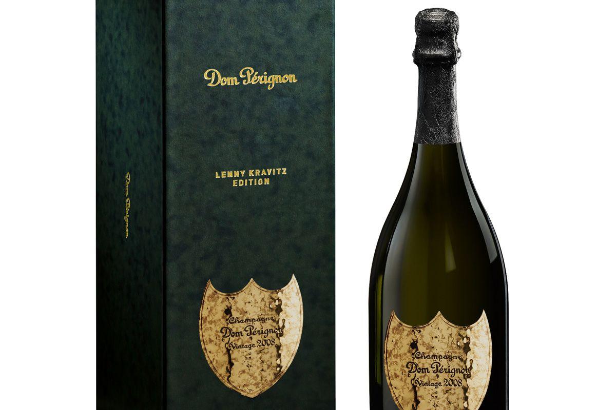 dom perignon x lenny kravtiz limited edition gift box