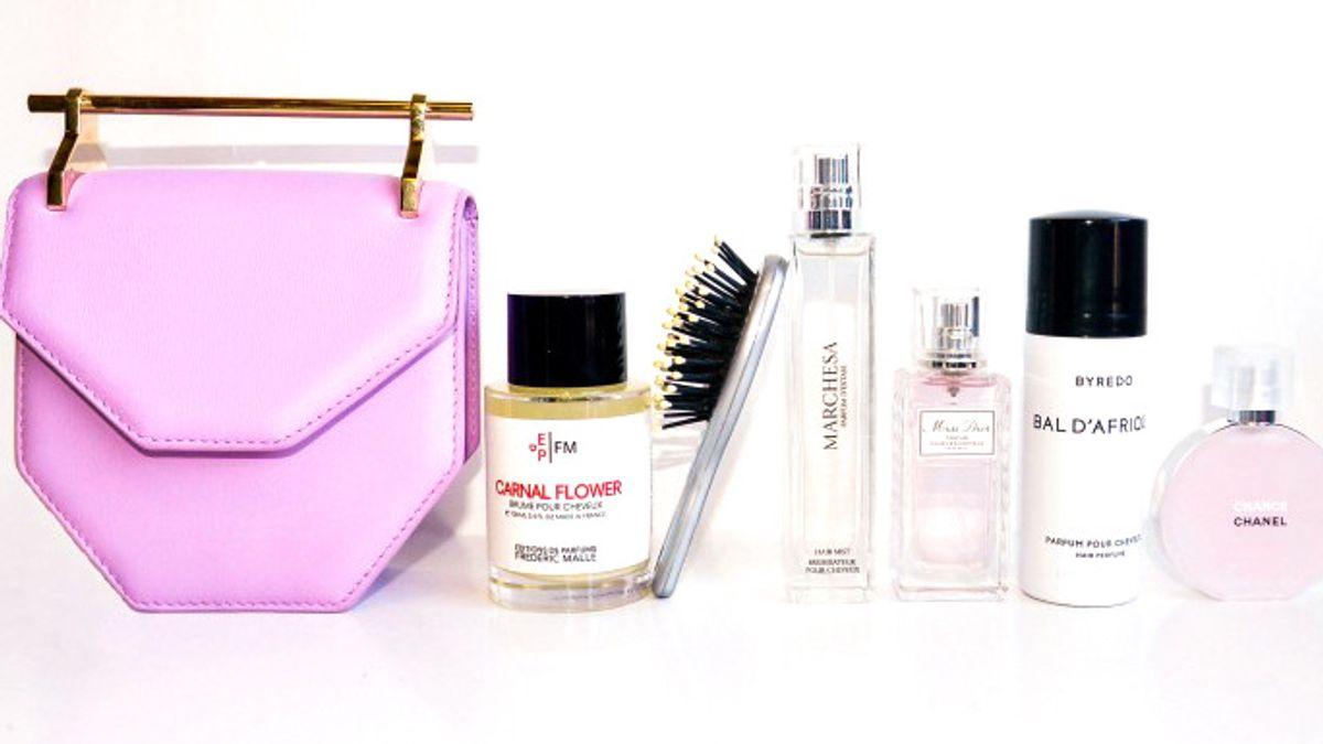 hair fragrance mists