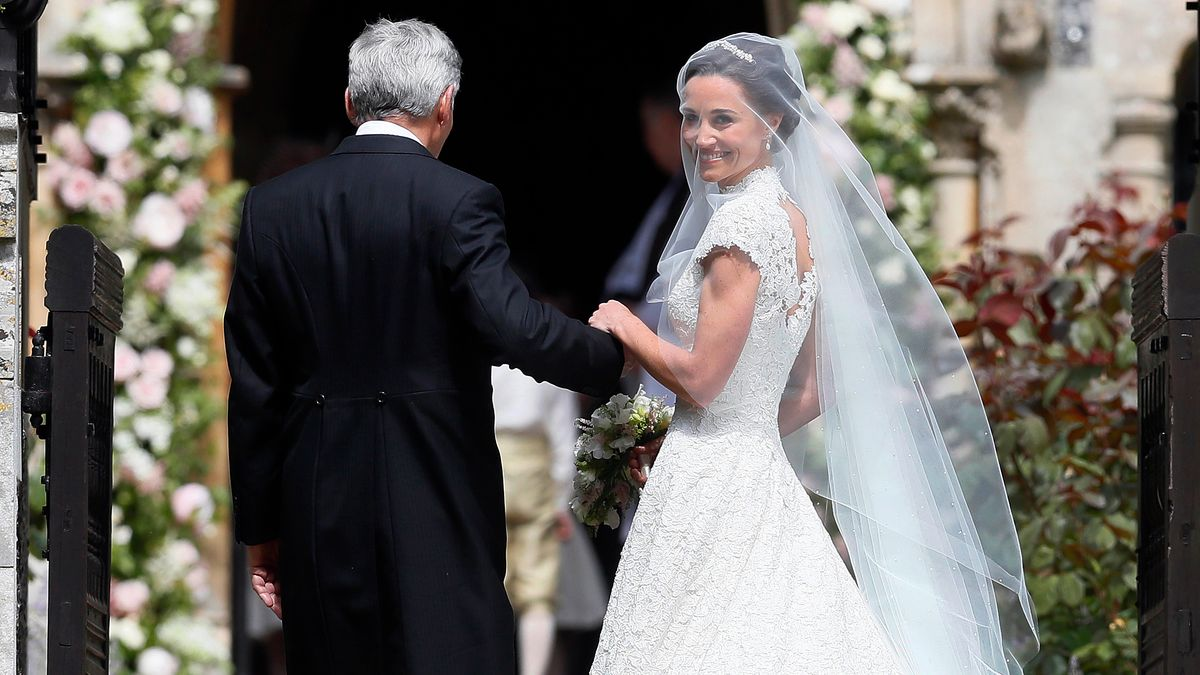 Pippa Middleton's Wedding Dress Is Simply Stunning From Every Angle