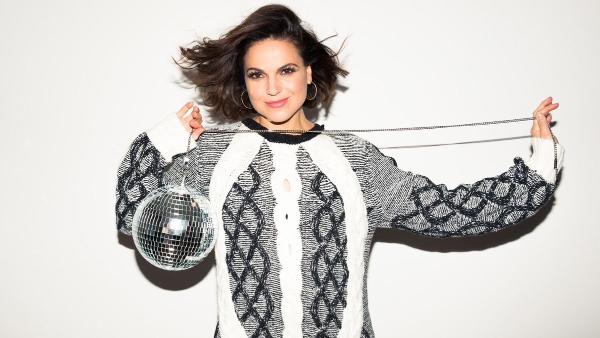 Lana Parrilla Is Happy to Be Out of Pantsuits on Once Upon a Time