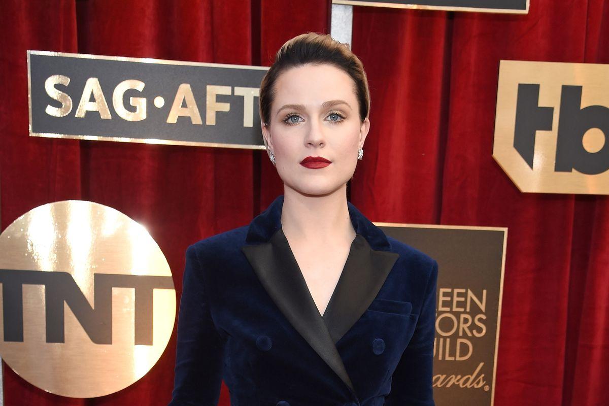 Evan Rachel Wood Is Our Red Carpet Hero