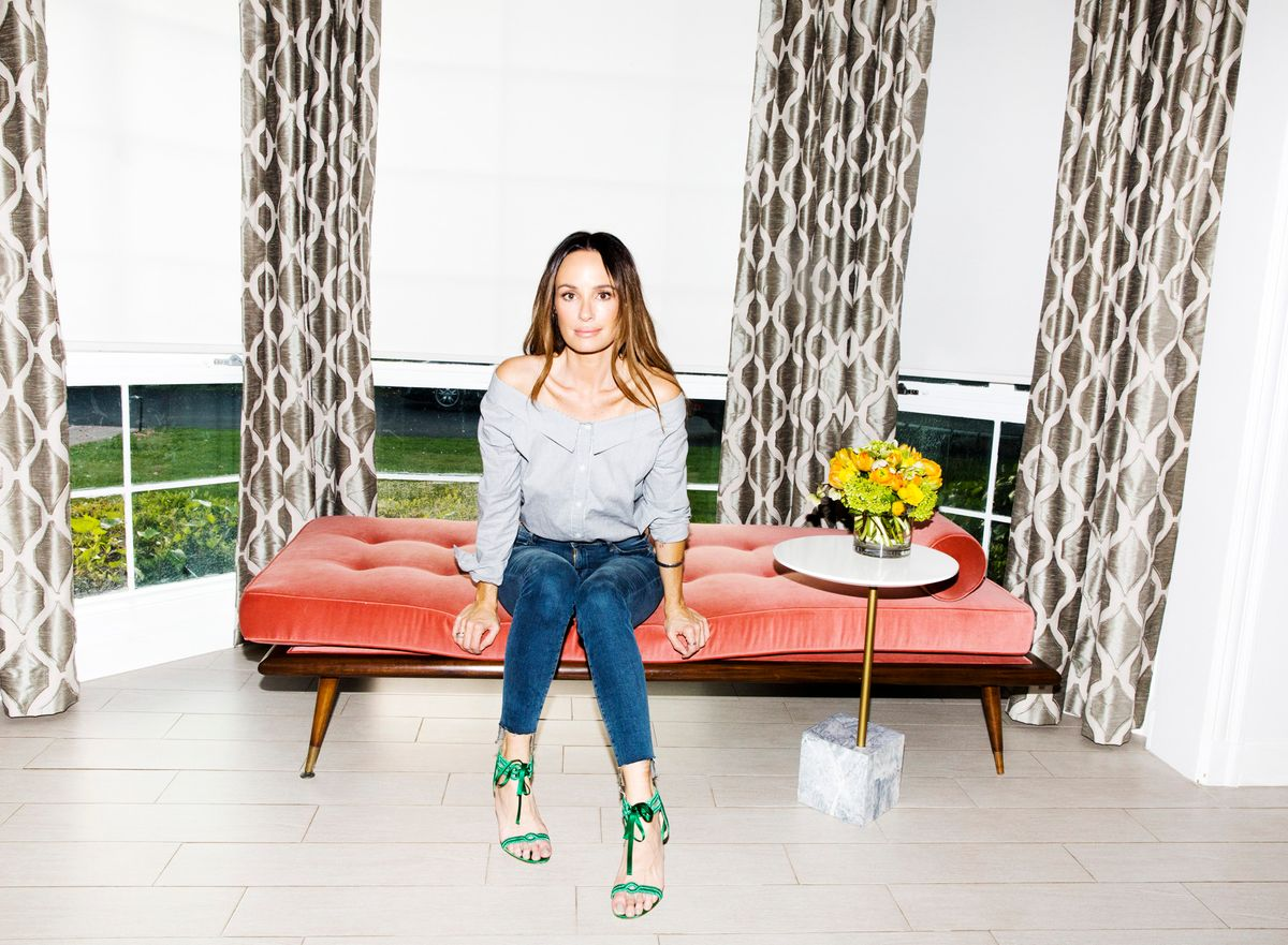 Catt Sadler Is Leaving E! News After Finding Out Her Male Co-Host Makes Twice As Much As She Does