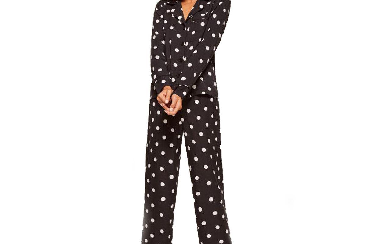 Dot Pajama Set