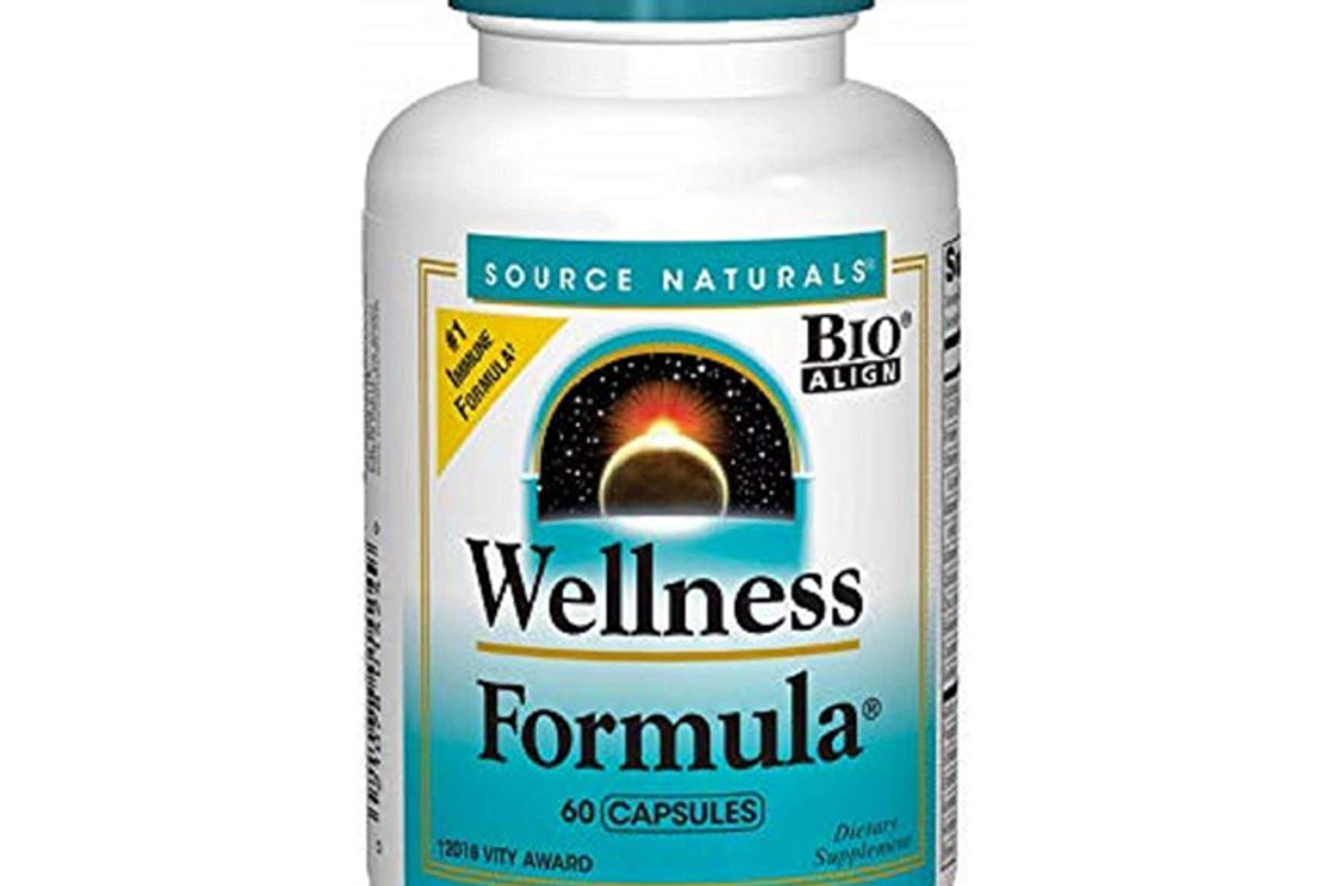 source naturals wellness formula bio aligned vitamins and herbal defense immune system support supplement and immunity booster