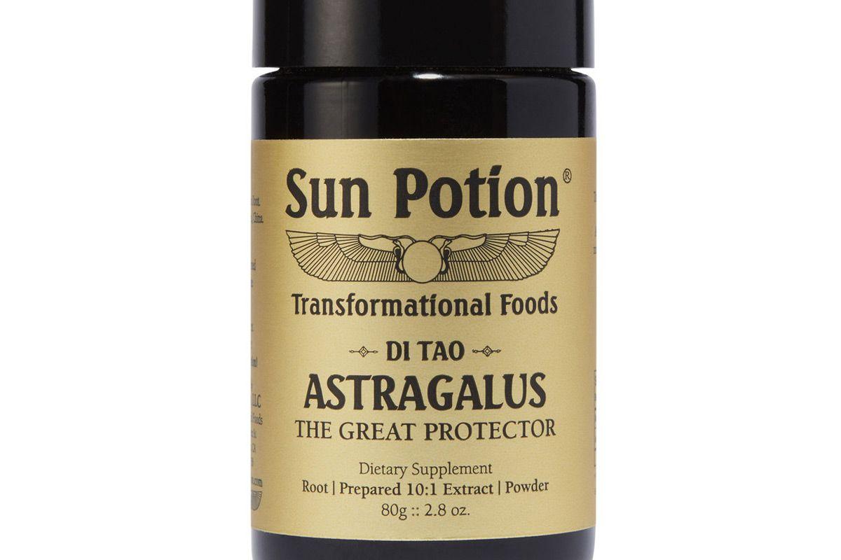 sun potion astragalus