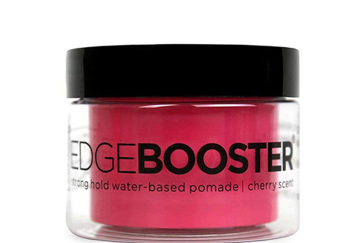 style factor edge booster strong hold water based pomade