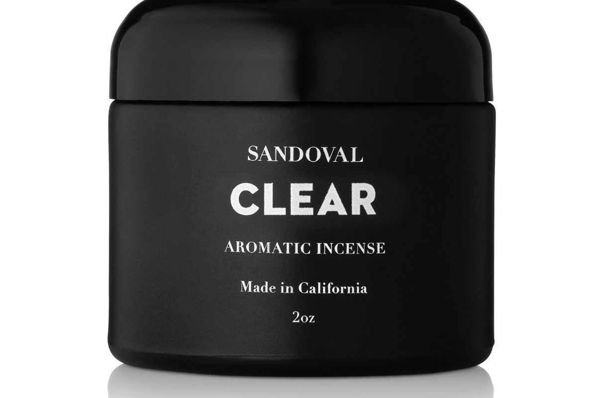 sandoval clear aromatic incense