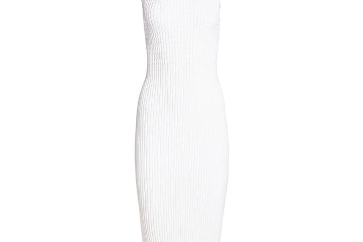 rag and bone sleeveless knit dress