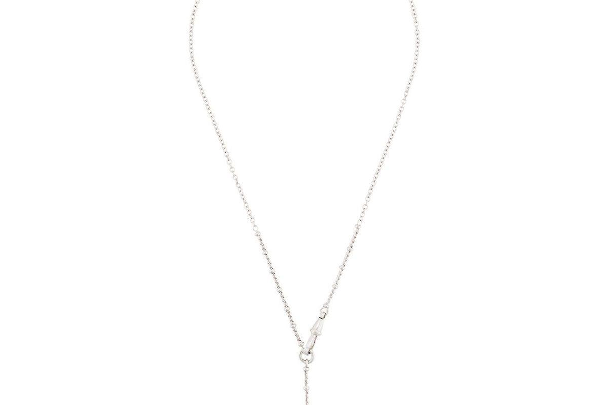 vivienne west wood cannabis orb necklace