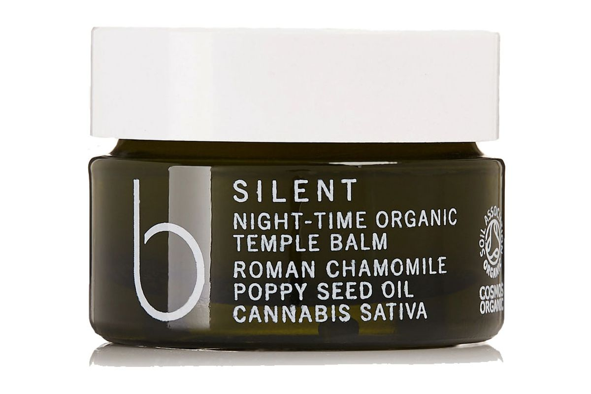 bamford b silent night time temple balm