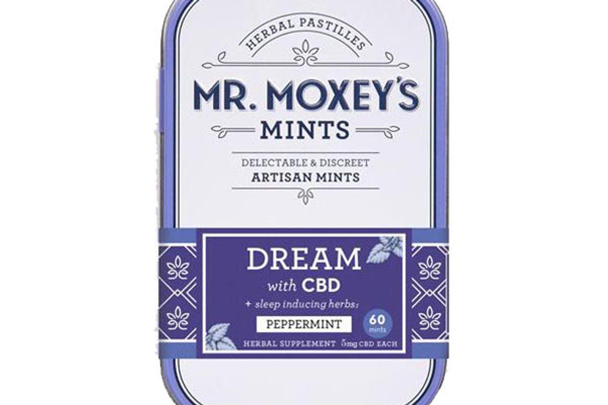 mr moxeys dream 5mg cbd peppermints