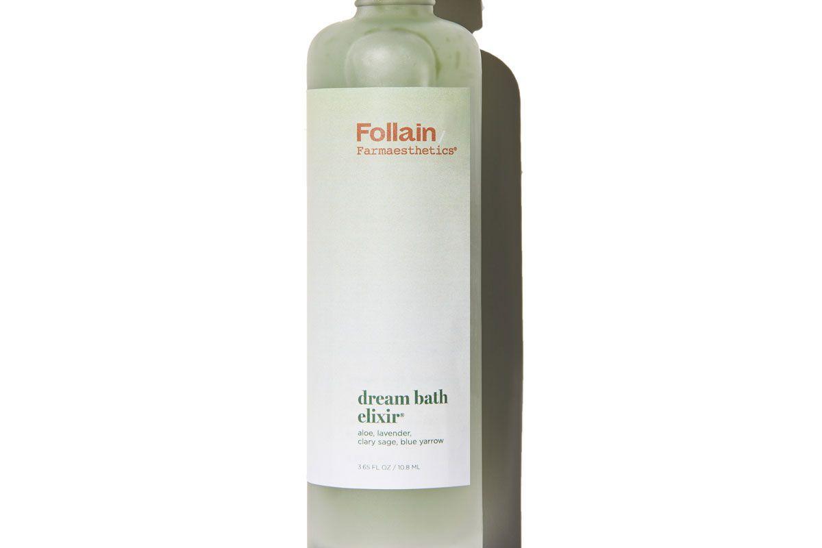 farmaesthetics dream bath elixir