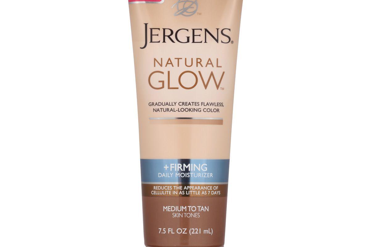 Natural Glow Firming Moisturizer