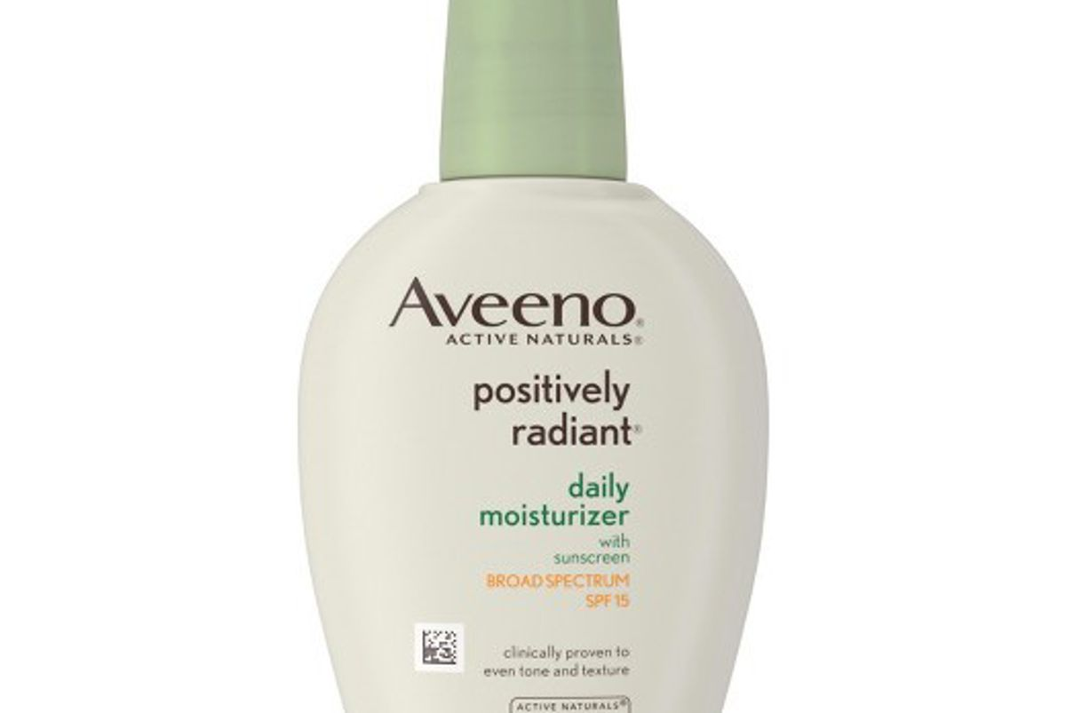 Positively Radiant Daily Moisturizer With SPF 15