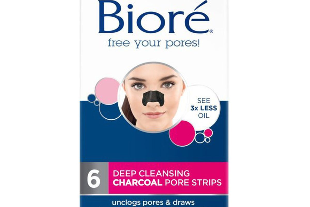 Deep Cleansing Charcoal Strips