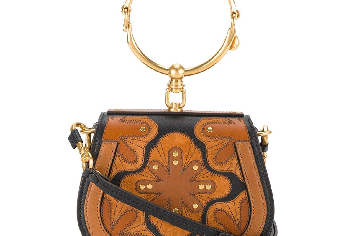Small Nile Patchwork Bag