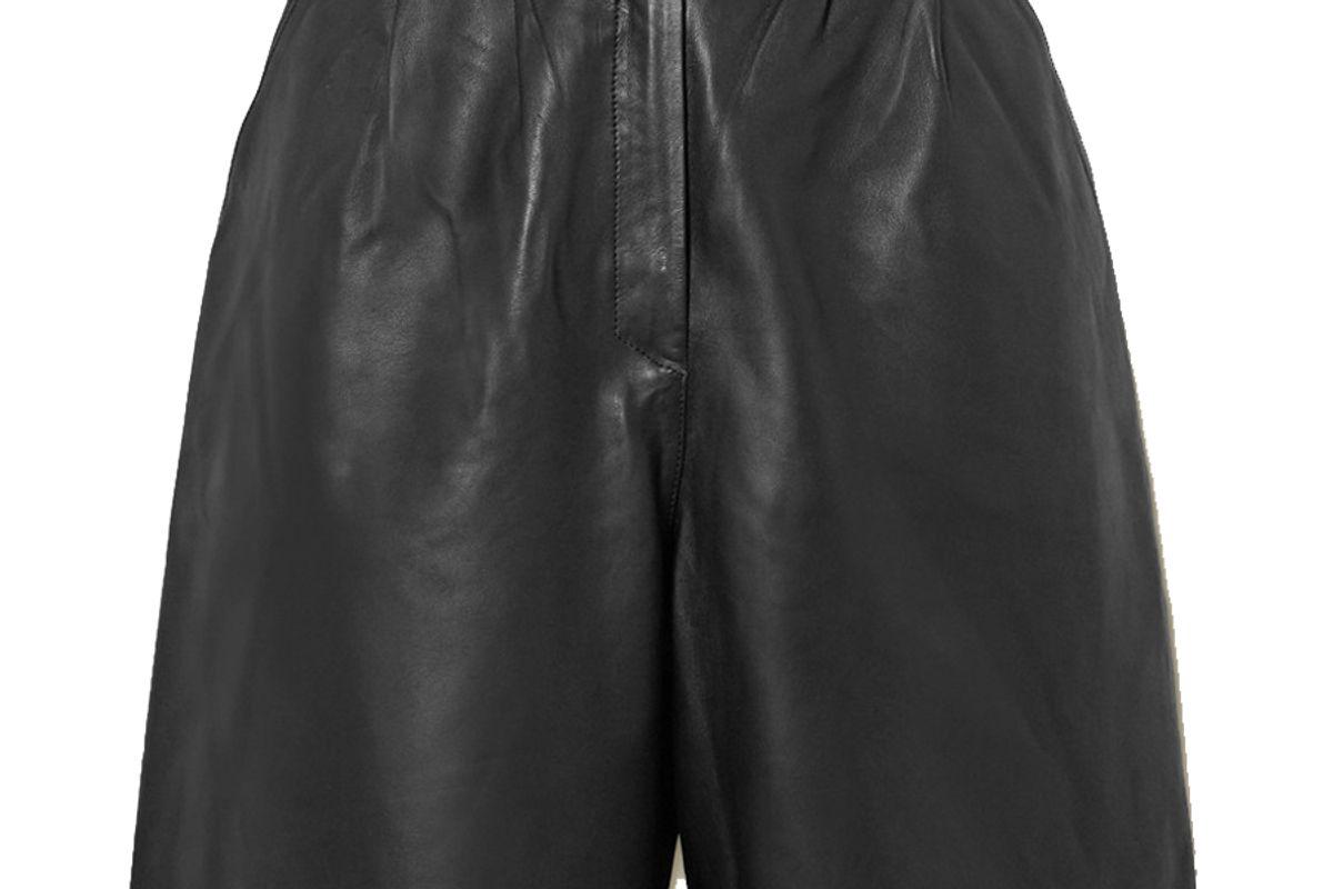 envelope1976 leather short