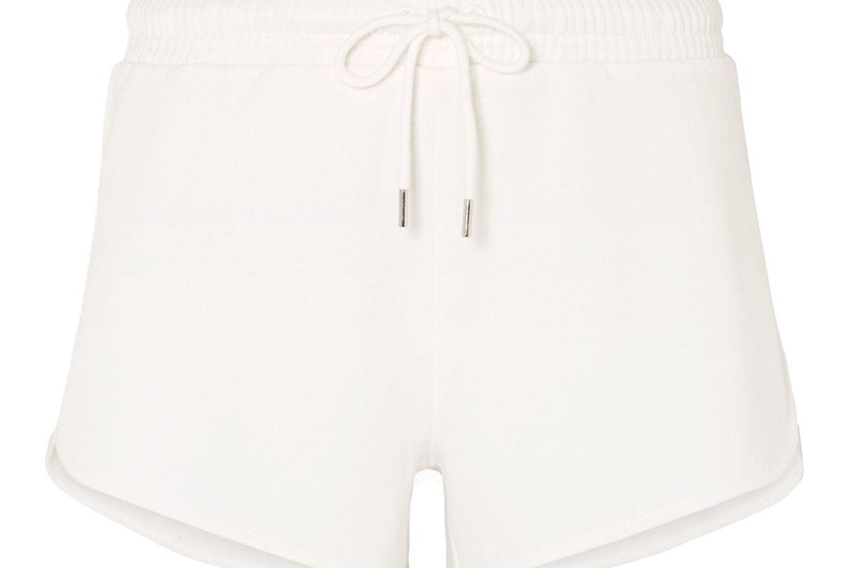 ninety percent net sustain organic cotton jersey shorts