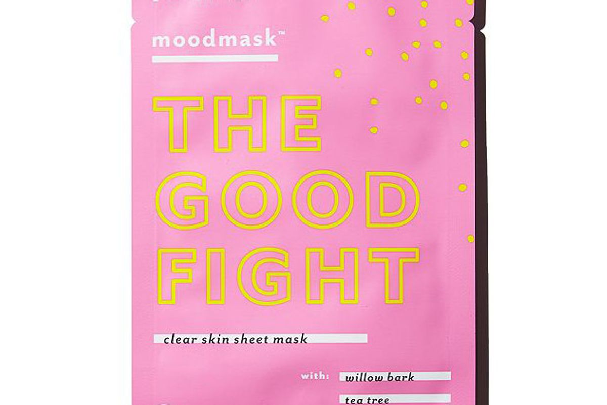 patchology online only moodmask the good fight clear skin sheet mask