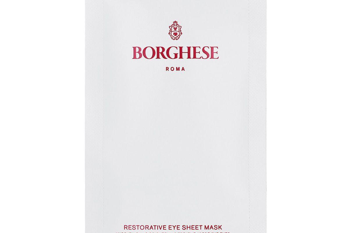 Restorative Eye Sheet Mask