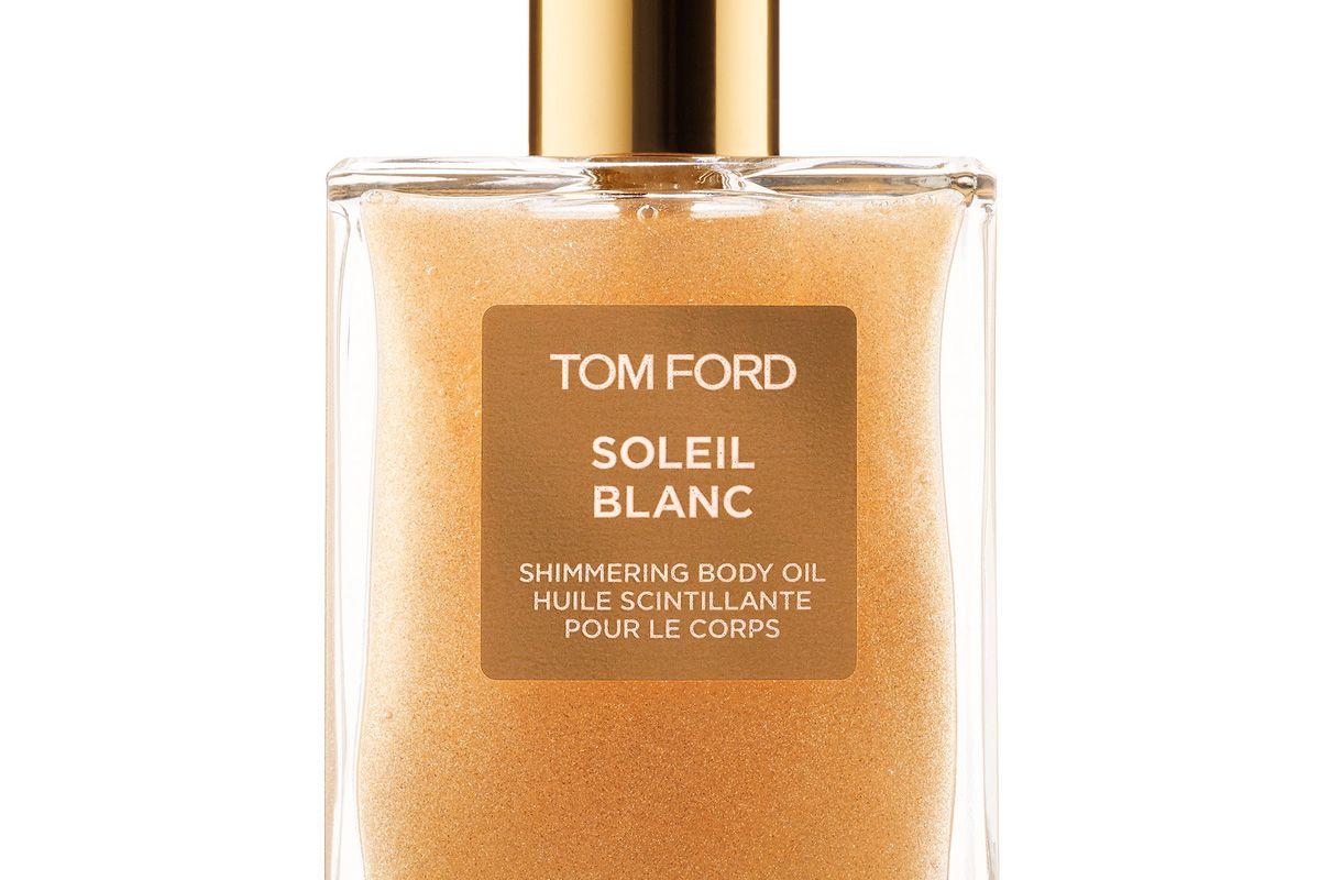 Soleil Blanc Shimmering Body Oil