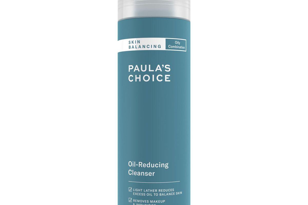 paulas choice skin balancing oil reducing cleanser