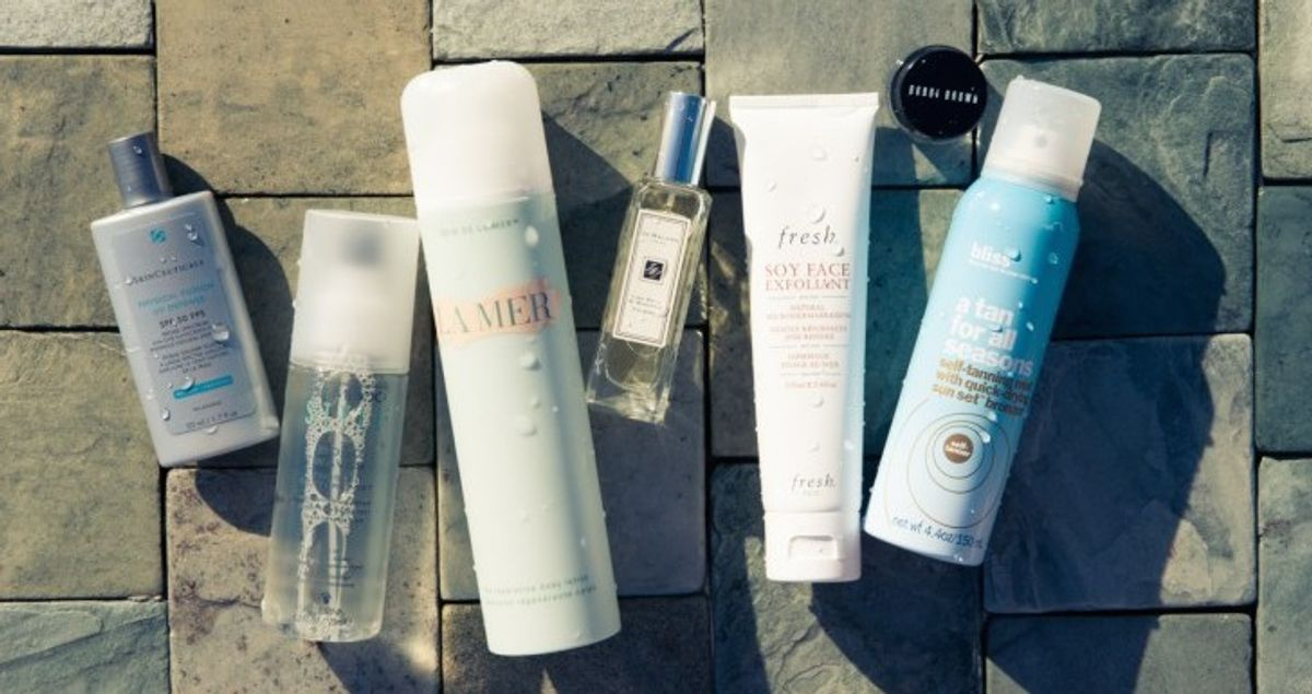 The Coveteur's Comprehensive Guide to SPF