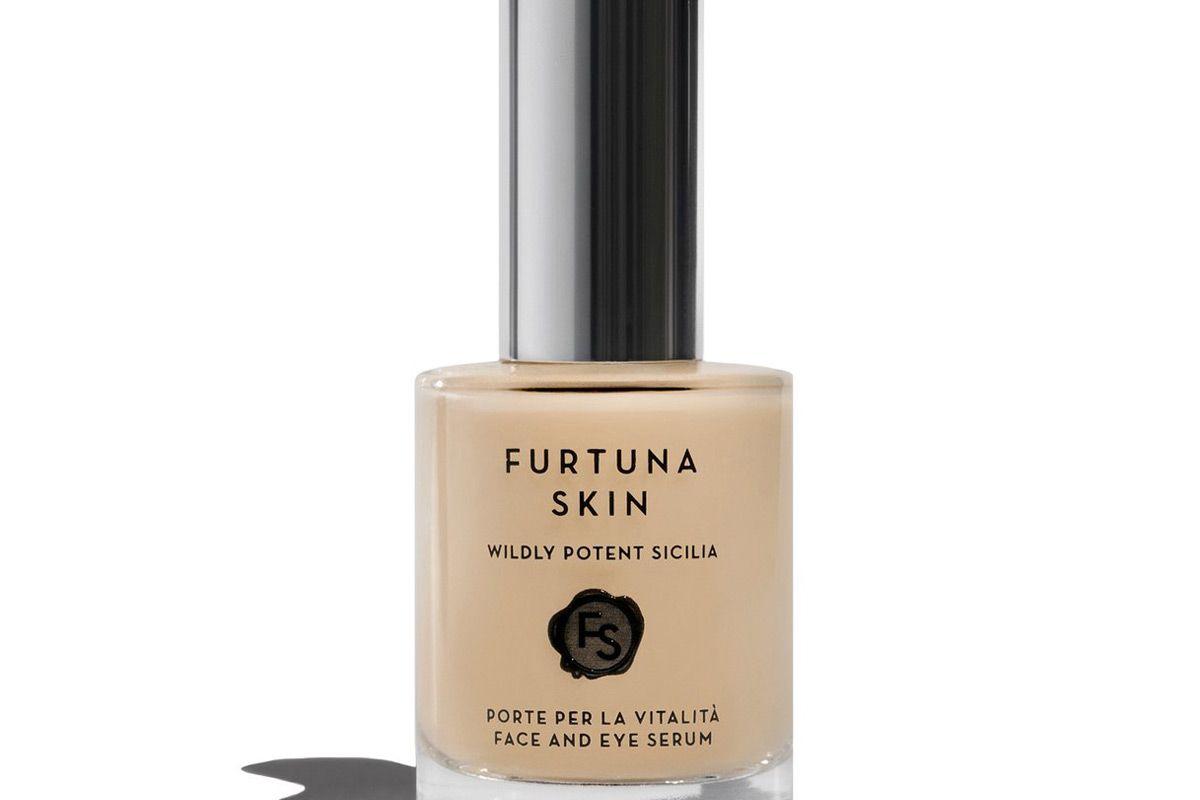 furturana skin porte per la vitalita face and eye serum