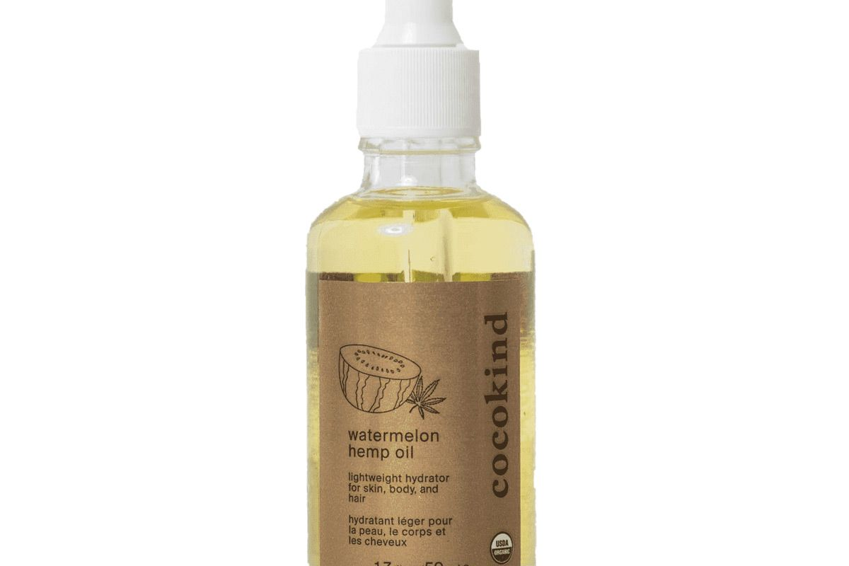 cocokind watermelon hemp oil