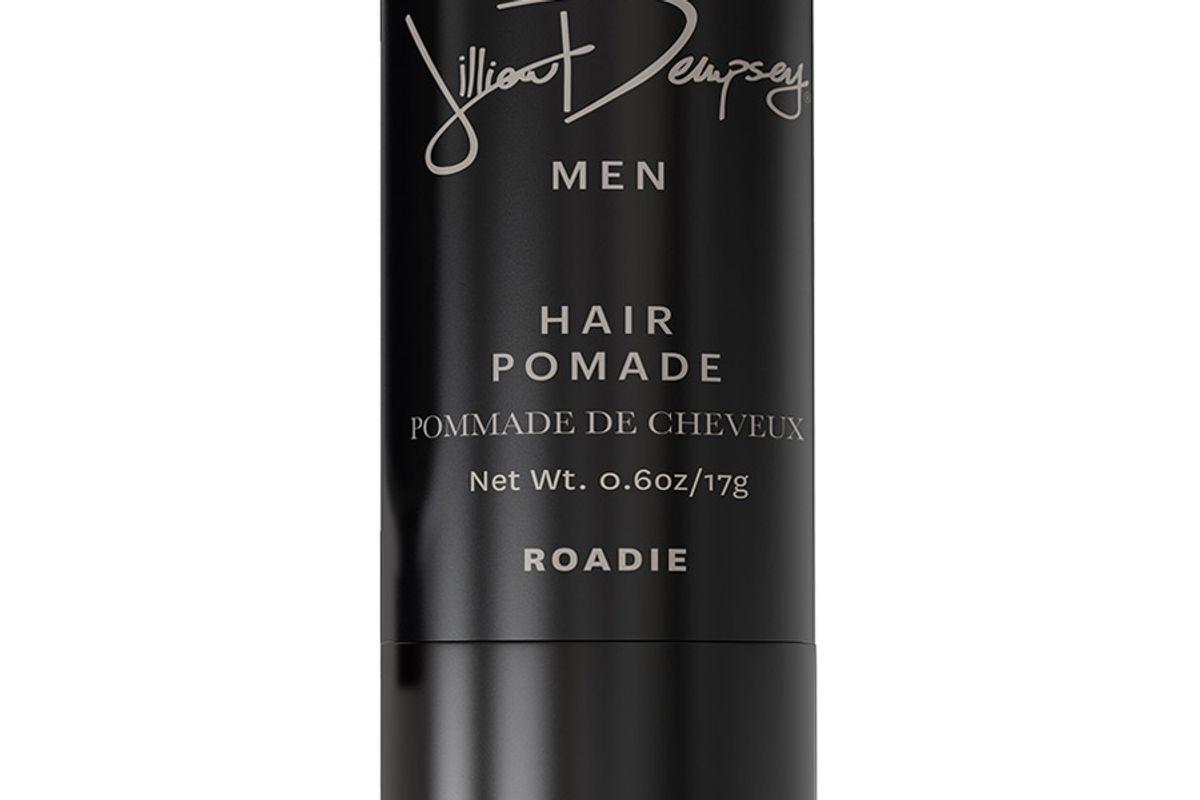 jillian dempsey hair pomade roadie